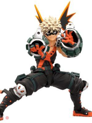 Figura Revoltech Amazing Yamaguchi My Hero Academia Katsuki Bakugo Tienda Figuras Anime Chile Santiago