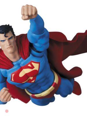 Figura Mafex Medicom Toy Superman Hush DC Comics Tienda Figuras Anime Chile Santiago