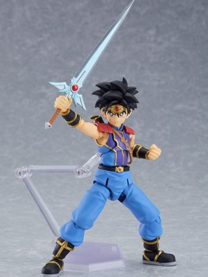 Figura Juego figma Dragon Quest The Adventure of Dai Tienda Figuras Anime Chile Santiago