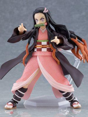Figura figma Chile Demon Slayer Kimetsu no Yaiba Nezuko Kamado Tienda Figuras Anime Santiago