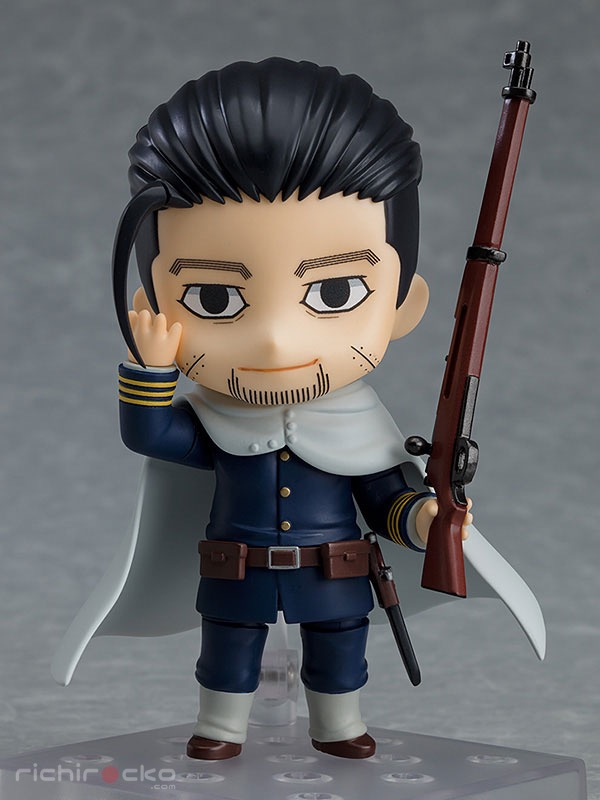 Figura Nendoroid Chile Golden Kamuy Hyakunosuke Ogata Tienda Figuras Anime Santiago