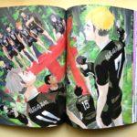 Artbook Haikyuu!! Complete Illustration Book Tienda Figuras Anime Chile Santiago