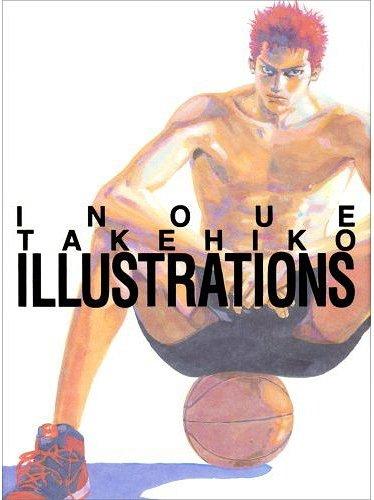 Artbook Inosuke Illustrations Slam Dunk Tienda Figuras Anime Chile Santiago