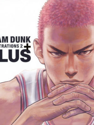 Artbook Inosuke Illustrations Slam Dunk Plus 2 Tienda Figuras Anime Chile Santiago