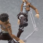 Figura figma Chile Shingeki no Kyojin Attack on Titan Levi Tienda Figuras Anime Santiago