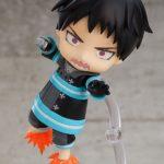 Figura Nendoroid Chile Enen no Shouboutai Shinra Kusakabe Tienda Figuras Anime Chile Santiago