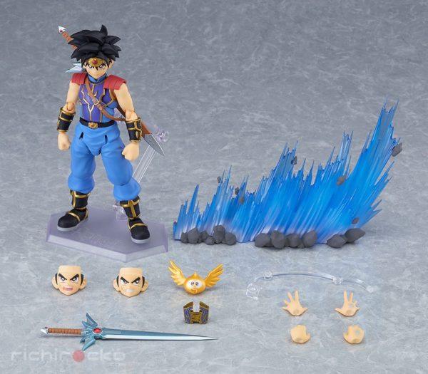 Figura Juego figma Dragon Quest The Adventure of Dai Tienda Figuras Anime Chile Santiago