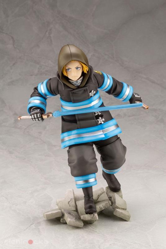 Figura ARTFX J Enen no Shouboutai Arthur Boyle Tienda Figuras Anime Chile Santiago