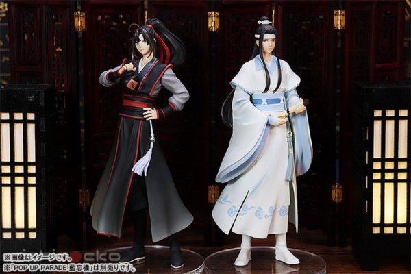 Figura POP UP PARADE Chile The Master of Diabolism Wei Wuxian Tienda Figuras Anime Santiago