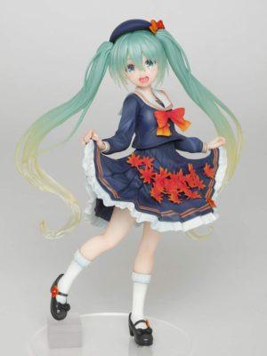 Figura Hatsune Miku Autumn 3rd Season Vocaloid Taito Tienda Figuras Anime Chile Santiago