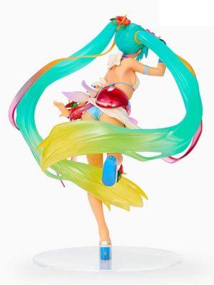 Figura Hatsune Miku Tropical Summer SEGA Prize Tienda Figuras Anime Vocaloid Chile Santiago