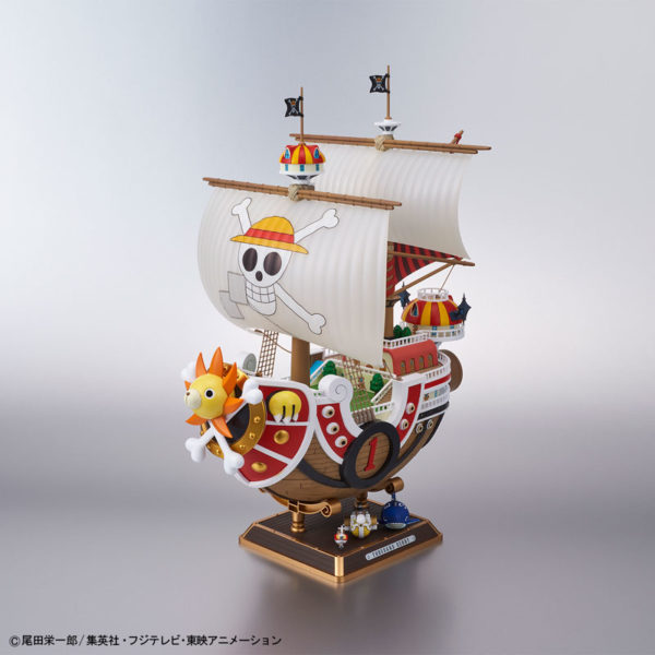 Figura Barco Thousand Sunny Go One Piece Plastic Model Maqueta Tienda Figuras Anime Chile Santiago