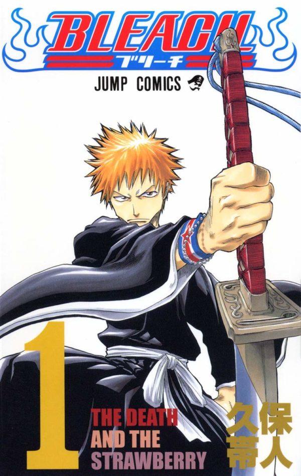Manga Bleach Japonés Tienda Figuras Anime Chile Santiago