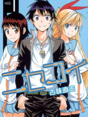 Manga Nisekoi Chile Japonés Tienda Figuras Anime Santiago
