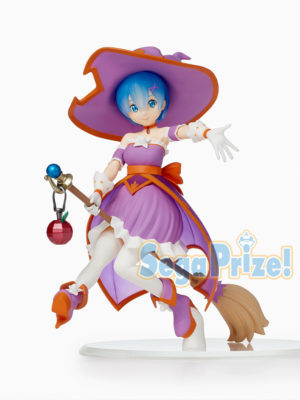 Figura Rem Re:Zero Sega Tienda Figuras Anime Chile Santiago