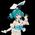 Figura BiCute Bunnies Hatsune Miku White Bunny Furyu Tienda Figuras Anime Vocaloid Chile Santiago