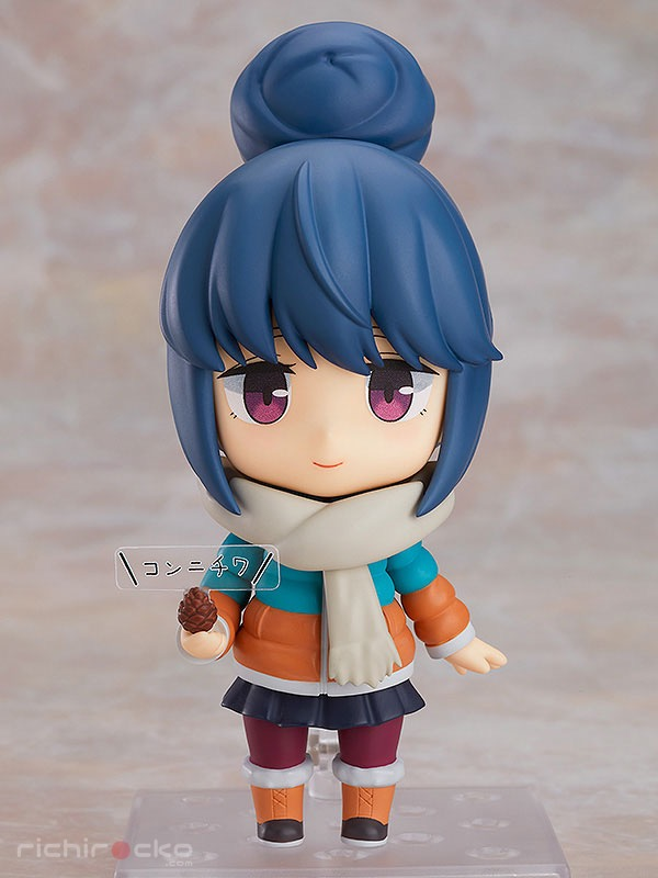 Figura Nendoroid Yuru Camp Rin Shima DX Ver. Tienda Figuras Anime Chile Santiago