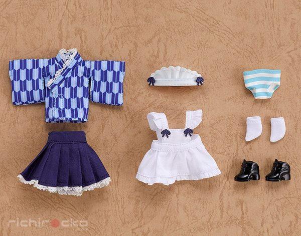 Figura Nendoroid Doll Catgirl Maid Yuki Tienda Figuras Anime Chile Santiago
