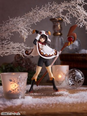 Figura POP UP PARADE KonoSuba Megumin Winter Tienda Figuras Anime Chile Santiago