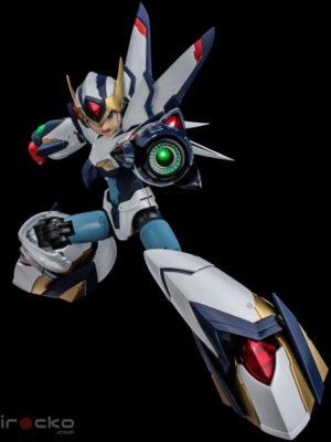 Figura RIOBOT Mega Man X Falcon Armor Ver.EIICHI SIMIZU Tienda Figuras Anime Chile Santiago