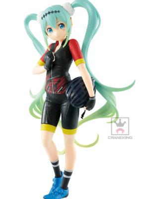 Figura Hatsune Miku Racing 2018 Tienda Figuras Anime Chile Vocaloid Santiago