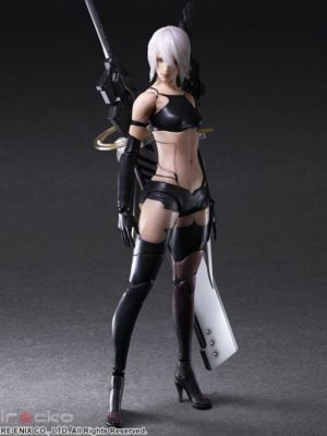 Figura NieR:Automata PLAY ARTS Kai [YoRHa Model A No. 2 DX Ver.] Tienda Figuras Anime Chile Santiago
