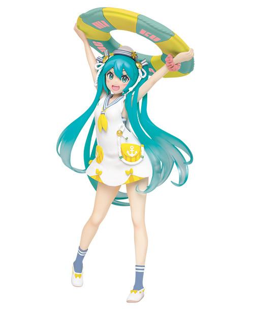 Figura Hatsune Miku Summer Natsu Fuku Vocaloid Taito Tienda Figuras Anime Chile Santiago