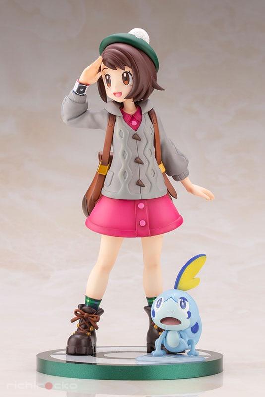 Figura ARTFX J Pokemon Gloria Sobble Tienda Figuras Anime Chile Santiago