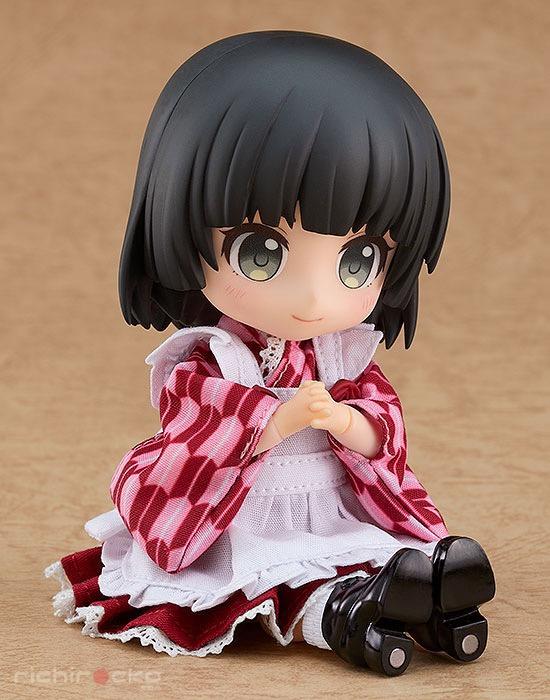 Figura Nendoroid Doll Catgirl Maid: Sakura Tienda Figuras Anime Chile Santiago