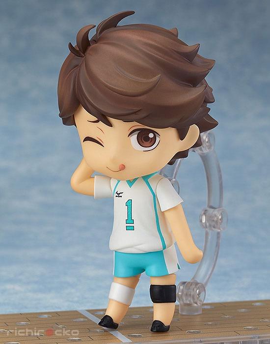 Figura Nendoroid Haikyuu!! Toru Oikawa Tienda Figuras Anime Chile Santiago