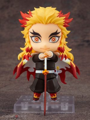 Figura Nendoroid Demon Slayer: Kimetsu no Yaiba Kyojuro Rengoku Tienda Figuras Anime Chile Santiago