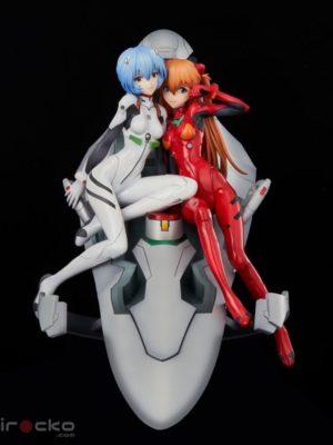 Figura Neon Genesis Evangelion Rei Asuka twinmore Object Tienda Figuras Anime Chile Santiago