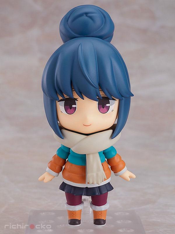 Figura Nendoroid Yuru Camp Rin Shima Tienda Figuras Anime Chile Santiago