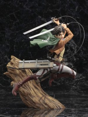 Figura ARTFX J Attack on Titan Eren Yeager Renewal Package Tienda Figuras Anime Chile Santiago