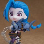 Figura LOL Nendoroid League of Legends Jinx Tienda Figuras Anime Chile Santiago
