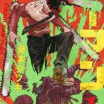 Manga Chainsaw Man Japonés Tienda Figuras Anime Chile Santiago