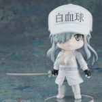 Figura Nendoroid Cells at Work! Hataraku Saibou White Blood Cell Tienda Figuras Anime Chile Santiago