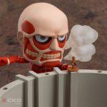 Figura Nendoroid Attack on Titan Shingeki no Kyojin Colossal Titan Attack Playset Tienda Figuras Anime Chile Santiago