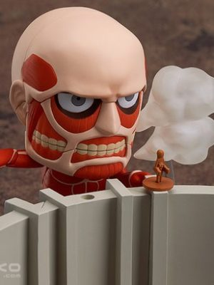 Figura Nendoroid Attack on Titan Shingeki no Kyojin Colossal Titan Attack Playset Tienda Figuras Anime Chile Santiago