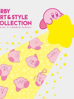Artbook Libro Arte Nintendo Kirby Art Style Collection Chile Tienda Figuras Anime Santiago
