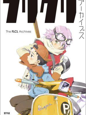 Artbook Libro Arte FLCL Archives Gainax Chile Tienda Figuras Anime Santiago