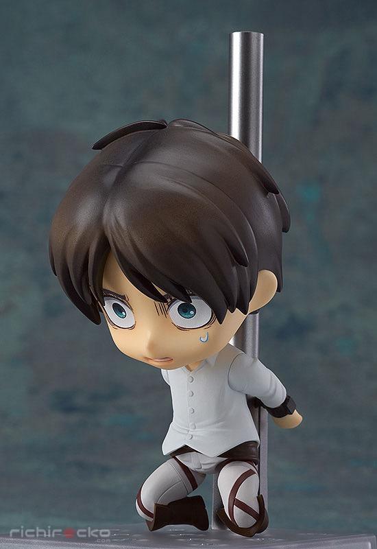 Figura Nendoroid Attack on Titan Eren Yeager Tienda Figuras Anime Chile Santiago