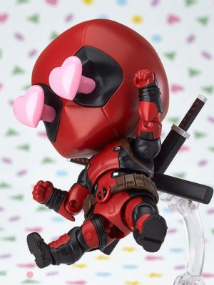 Figura Nendoroid Deadpool Marvel Tienda Figuras Anime Chile Santiago