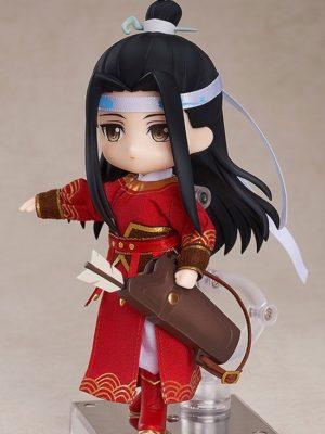 Figura Nendoroid Doll The Master of Diabolism Lan Wangji Qishan Night-Hunt Tienda Figuras Anime Chile Santiago