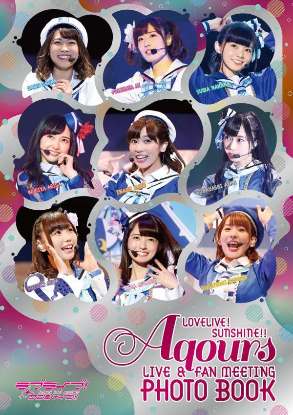 Photo book Aqours Love Live Sunshine Chile Tienda Figuras Anime Santiago