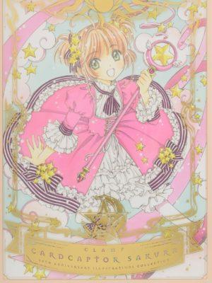 Artbook Libro Arte Sakura Cardcaptor Chile Tienda Figuras Anime Santiago Manga CLAMP
