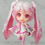 Figura Nendoroid Sakura Miku Vocaloid Tienda Figuras Anime Chile Santiago
