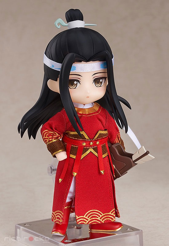 Figura Nendoroid Doll The Master of Diabolism Lan Wangji Qishan Night-Hunt Tienda Figuras Anime Chile Santiago