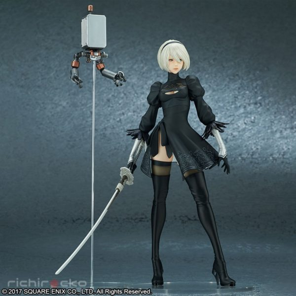 Figura NieR:Automata 2B (YoRHa No.2 Type B) DX Ver. Tienda Figuras Anime Chile Santiago