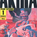 Manga Akira Japonés Chile Tienda Figuras Anime Santiago